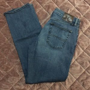 Lucky Brand 363 Straight-Leg Relaxed Jeans